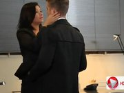 Anna Polina BusinessWoman Office Sex HD 1080p