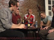 Superbowl Party Gangbang