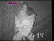 SpyCam caught horny couple on SpyAmateur com