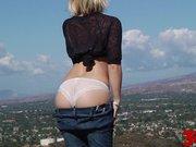 Blonde Teen Ash Hollywood Banged