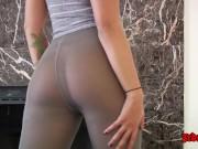 Liza Rowe - Tight Teen's Pussy Fucked