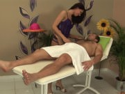 Cipriana - Young Lady Gives Nice Massage