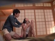 Mind blowing threesome starring Suzu Ichinose