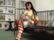 Vika Lastochka the sexy virgin teaser