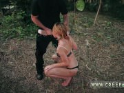 Black man dominates white girl xxx