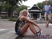 Fuck stranger for money in public Vanda