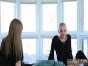 Blonde milf teaches boss's daughter