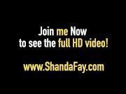 Shanda Fay Gets A Super Pussy Licking From A Tongue Master!