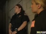 German cop hot brunette porn star milf