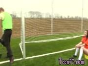 Blonde teen anal solo hd Dutch football