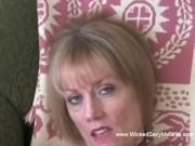 Blowjob From Horny Amateur Granny