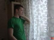 18videoz - Hailey - Swallowing cum for money