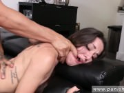 Hardcore brutal pussy licking first time