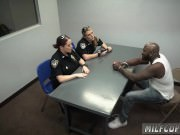 Black white guy xxx Milf Cops