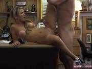 Amateur big dick stud A Tip for the Waitress