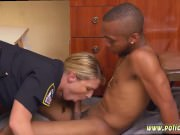 Milf young Black Male squatting in home